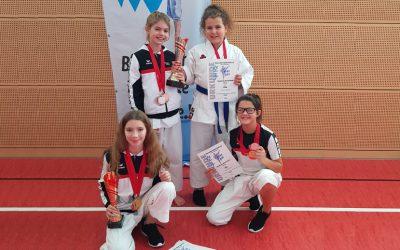 Erfolgreiche Teilnahme bei der Schwäbischen Meisterschaft
